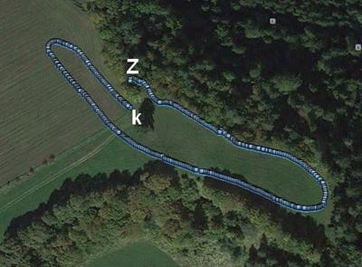 Pytlikova cave GPS
